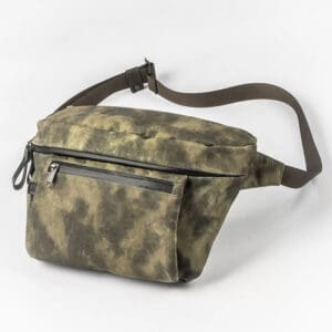Wotancraft Sling Pouch Waist Pack 6.5L Olive Green