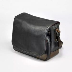 กระเป๋าหนังใส่กล้อง Wotancraft Ryker M Black สีดำ