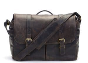 ONA Brixton Dark Truffle Leather