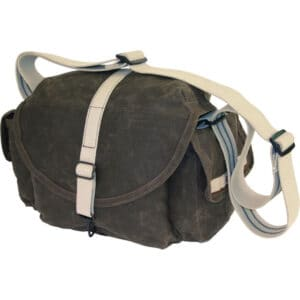 กระเป๋า Domke F3X RuggedWear Waxwear สีน้ำตาล