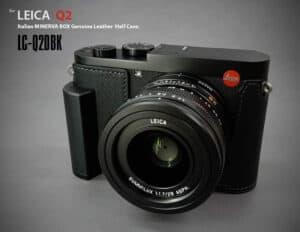 เคส Leica Q2 Lim's สีดำ