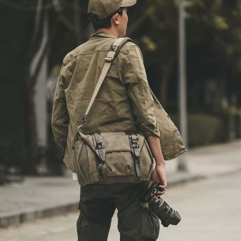 กระเป๋ากล้อง Wotancraft Trooper M