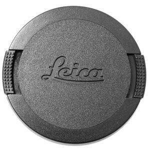 ฝาปิดหน้าเลนส์ Leica Lenscap E49