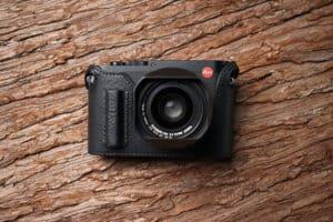 เคสหนัง Leica Q QP Mr.Stone สีดำ