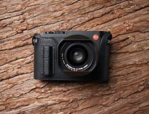 เคสหนัง Leica Q2 Mr.Stone สีดำ