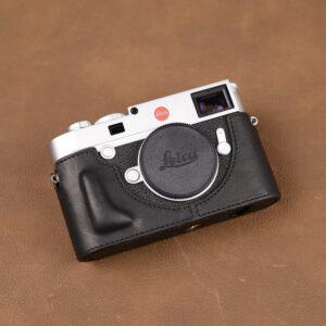เคส Leica M10 สีดำ เจาะช่องแบต จาก VR Studio