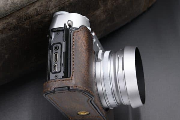 Half Case Fuji X100V
