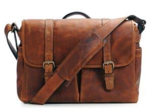ONA Brixton Leather Antique Cognac