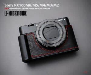 เคสหนัง Sony RX100 M7 M6 VII VI จาก Lim's