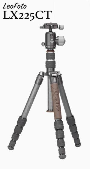 ขากล้อง LeoFoto LX-225CT Carbon Tripod