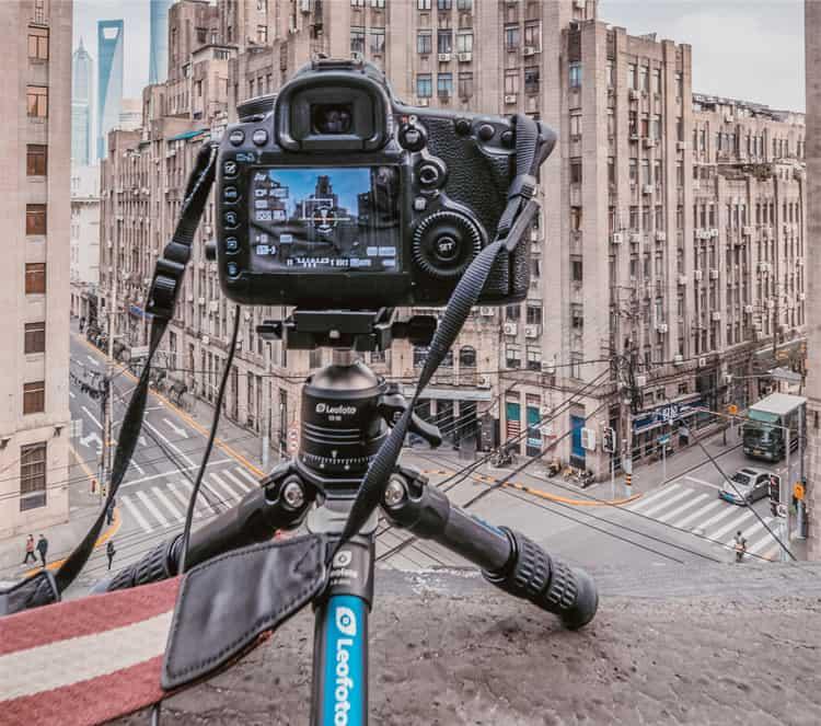 ขากล้อง LeoFoto LS-223C Carbon พร้อมหัวบอล EB-36