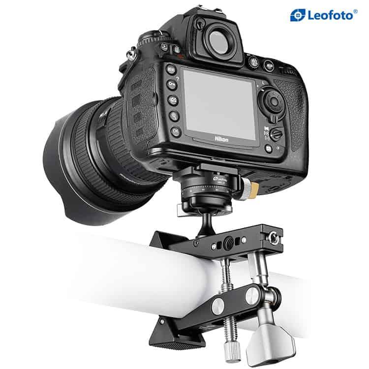 แคลมป์กล้อง LeoFoto Camera Clamp MC100