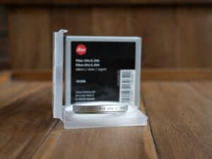 Leica E46 UVa II Silver Filter (Original)