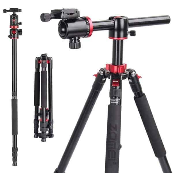 ขาตั้งกล้อง top view Zomei M8