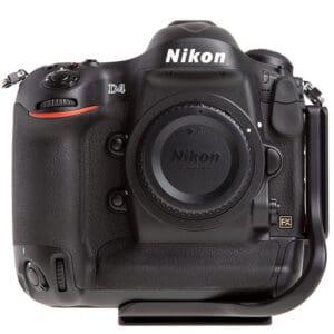 L-Plate Nikon D4S D4 RRS
