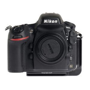 L-Plate Nikon D800E D800 RRS