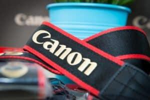 สายคล้องคอกล้อง Canon L7 ของแท้ (Original)