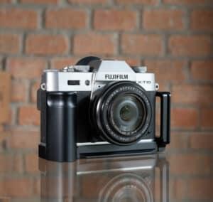 Grip Fuji XT30 XT20 XT10 กริปและ L-Plate