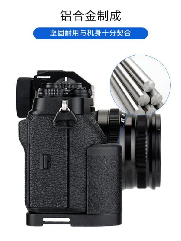 Grip Fuji XT4 JJC HG-XT4