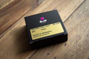 ฟิลเตอร์ B+W 49mm XS-PRO 007 CLEAR MRC NANO