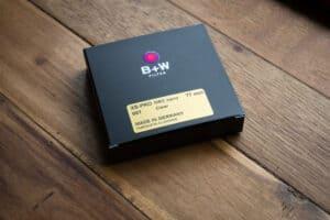 ฟิลเตอร์ B+W 77mm XS-PRO 007 CLEAR MRC NANO