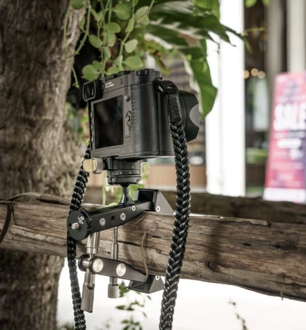 Camera Clamp Set LeoFoto MC100 & MBC20