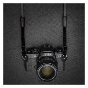 สายคล้องกล้อง DeadCameras Black AllFit Strap