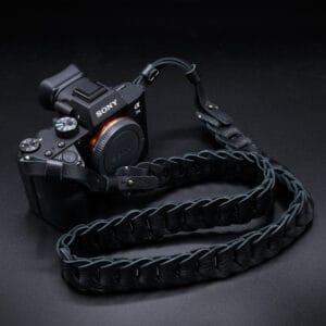 สายคล้องกล้อง Nishikawa S921 Black for Leica SL2 SL