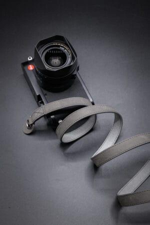 สายคล้องกล้อง Mr.Stone Grey ไม่มีที่รองบ่า