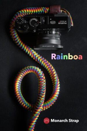 สายคล้องกล้อง Monarch Rainbow