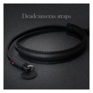 สายคล้องกล้อง DeadCameras Black M Strap