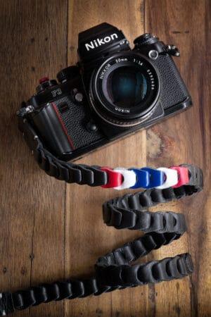 สายคล้องกล้องหนัง Nishikawa Thailand S784