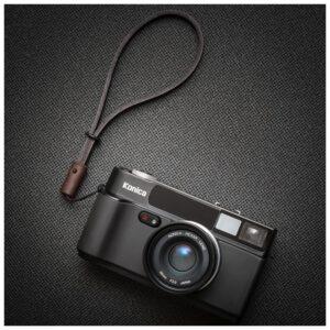 สายคล้องกล้องข้อมือ DeadCameras Brown Nano