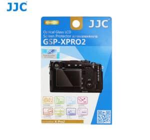 กระจกกันรอยหน้าจอ Fuji XPRO2 JJC LCD Screen Protector