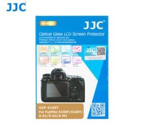 กระจกกันรอยหน้าจอ Fuji X100F X100T JJC LCD Screen Protector