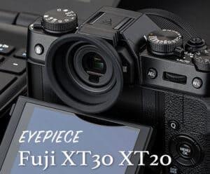 ยางรองตา Fuji XT30 XT20 XT10 จาก JJC
