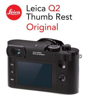 Leica Q2 Thumb Rest ที่พักนิ้วของแท้ (Original)