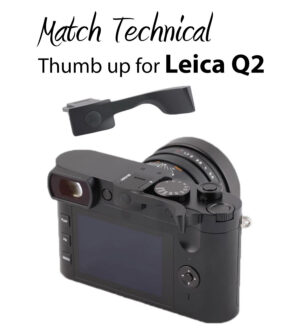 Thumb-up Leica Q2 EP-LQ2 Black from Match Technnical