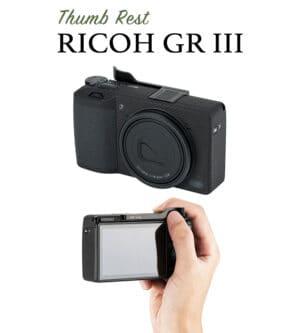 Thumb Rest Ricoh GRIII JJC Thumb Rest ที่พักนิ้วสำหรับ Ricoh GR3