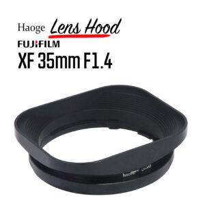 ฮูดเลนส์ Fuji 35mm F1.4 Lens Hood