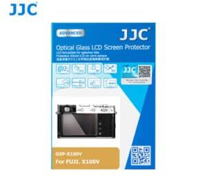 กระจกกันรอยหน้าจอ Fuji XE4 X100V XT4 JJC LCD Screen Protector