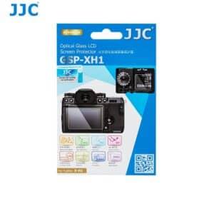 กระจกกันรอยหน้าจอ Fuji XH1 JJC LCD Screen Protector