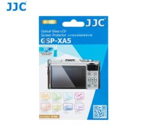 กระจกกันรอยหน้าจอ Fuji XA5 JJC LCD Screen Protector