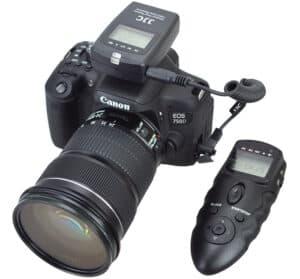 สายลั่นชัตเตอร์ (Camera Shutter Release)