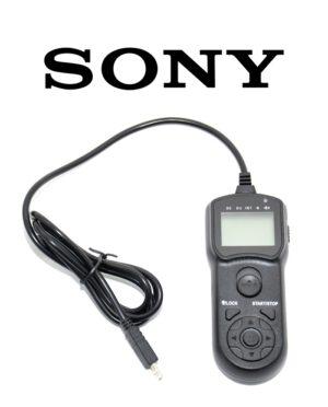 สายลั่นชัตเตอร์ JJC TM-F2 Shutter Timer แบบตั้งเวลา Sony A7III A7RIV A7RIII A7SIII A9II A9