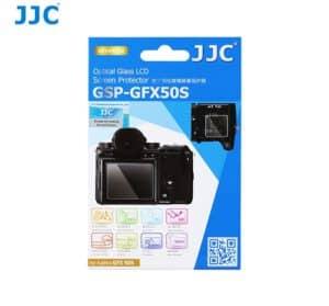กระจกกันรอยหน้าจอ Fuji GFX50S GFX50R JJC LCD Screen Protector