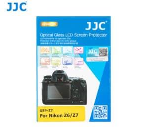 กระจกกันรอยหน้าจอ Nikon Z5 Z6II Z7II Z6 Z7 JJC LCD Screen Protector