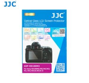 กระจกกันรอยหน้าจอ Sony RX100 M7 M6 M5 JJC LCD Screen Protector