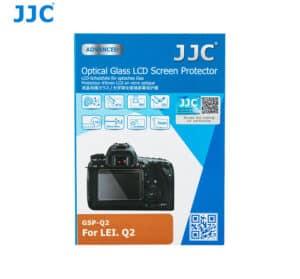 กระจกกันรอยหน้าจอ Leica Q2 M10 M10R M10P SL2 SL2S SL JJC LCD Screen Protector