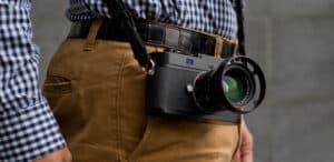 Leica Lens Hood E46 Black Overgaard Lens Shade